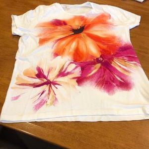 Floral t